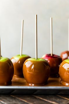 Learn how to make homemade caramel apples with REAL caramel. This festive fall and Halloween dessert is always a family favorite! Recipe on sallysbakingaddic… Source by bxlulu Halloween Desserts, Fall Desserts, Dessert Recipes, Halloween Goodies, Apple Desserts, Baking Desserts, Health Desserts, Halloween Treats, Baking Recipes