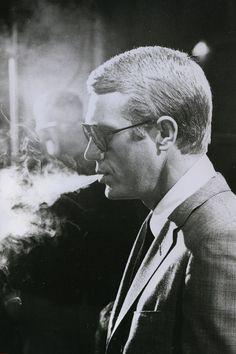 Steve McQueen #attore #cinema #stile #storia
