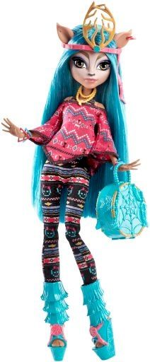 MONSTER HIGH® Brand-Boo Students™ Isi Dawndancer™ Doll - Shop Monster High Doll Accessories, Playsets & Toys | Monster High