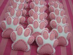Cute catnip paws