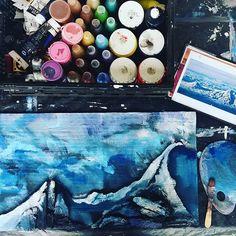 Mount #Ararat #adamamos #propheticartist #Yeshua Artwork, Artist, Instagram, Art Work, Work Of Art, Auguste Rodin Artwork, Amen, Artists