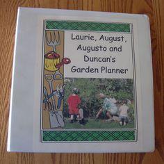 Simple record keeping for the garden @ Common Sense Homesteading