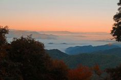 Cherokee, North Carolina  My heart belongs to Texas...but I could sure have a flirtation with my second favorite state!