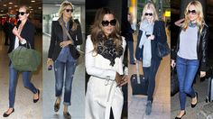 What to Wear to the Airport www.reportista.com