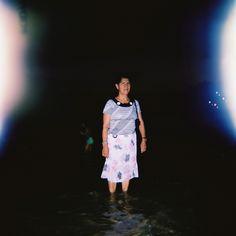 Chabela en Acapulco, Navidad 2006.