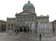 Bundeshaus | Palais fédéral | Palazzo federale | Federal Parliament Building in Bern, Bern
