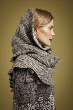415 D Alpaca scarf www.oleana.ca