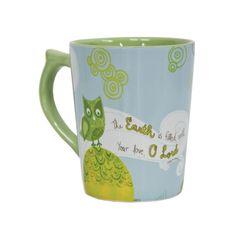 Owl mug @shannon