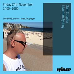 Sam Supplier - 24th November 2017 by Rinse FM on SoundCloud