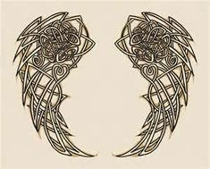 Celtic Wings  Tattoo Design By Cyanide Bride On DeviantART