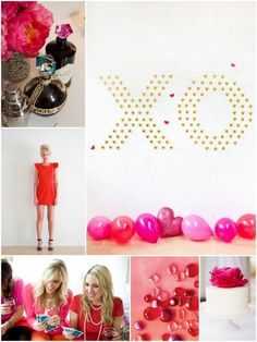 Bachelorette Party Inspiration: Girls Night In | mytrueblu.com #ideas