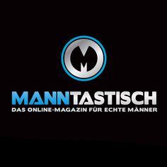 Fidarta Design » Logo for Manntastisch, Germany. Industry: Online magazine
