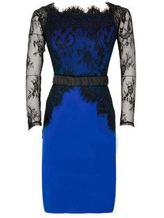Attractive Lace Boat Neck Assorted Color Bodycon-dress Bodycon Dresses from fashionmia.com