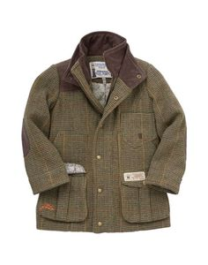 Little boy + tweed + elbow patches = Love