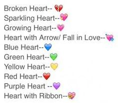how to add heart emoticon on facebook
