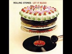 """""""Let It Bleed"""" (full album) by THE ROLLING STONES."""