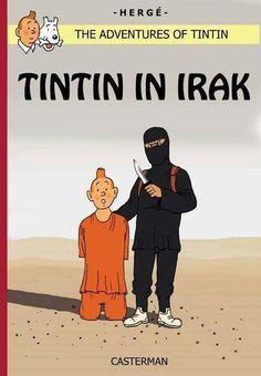 Je Suis Tintin !