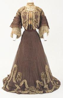 Bunka Gakuen Costume Museum c.1905 Gustave Beer