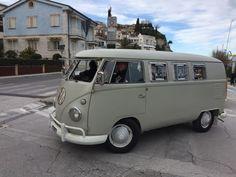 VW T1 in Numana - Italy