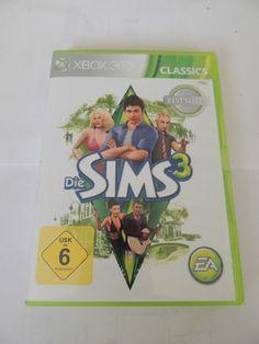 Die Sims 3 XBOX 360 Game