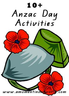 Activities to help commemorate this important day in Australian history - Anzac Day. Anzac Day Quotes, Memorial Day Quotes, Australia Crafts, Australia Day, Elderly Activities, Preschool Activities, Anzac Poppy, Remembrance Day, Frame Crafts