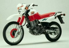 Yamaha XT600 #motorcycles