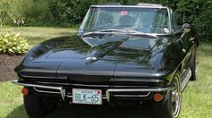 1965 Chevrolet Corvette Convertible 327/365 HP, 4-Speed