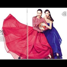 A D D Y S O N S K I R T // K O L B Y T O P // featured in H A R R O D S  Magazine // @harrods // S S 1 5 // In stores now
