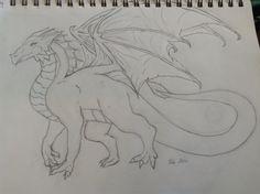 Finished my dragon!! Looks amazing