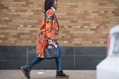 NYFW Street Style - NYFW Fall 2015