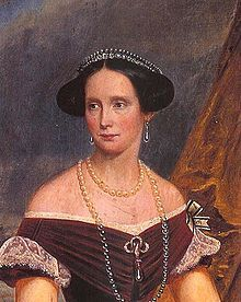 Princess Louise of Prussia ( 1 February 1808, in Königsberg or Berlin – 6 December 1870, in Pauw Haus, Wassenaar) was the third surviving daughter and ninth child of Frederick William III of Prussia and Louise of Mecklenburg-Strelitz. On 21 May 1825 in Berlin, Louise married Prince Frederick of the Netherlands, second son of William I of the Netherlands.
