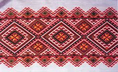 Image result for Hutsul embroidery