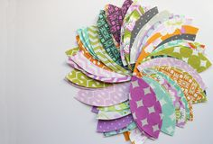 True Colors Blog Tour stop with Stitchery Dickory Dock featuring Heather Bailey's True Colors FreeSpirit Collection