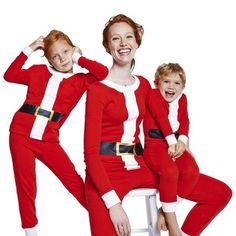 Santa Suit Family Sleep Collection
