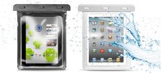 #puro waterproof case for #ipad and other tablets