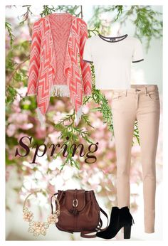 Spring by lisoubaudry on Polyvore