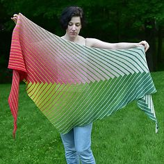 Ravelry: Linear Moods pattern by Xandy Peters