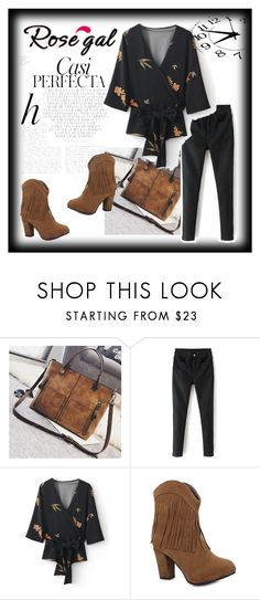 """""""Rosegal"""" by nena137 ❤ liked on Polyvore featuring Whiteley"""