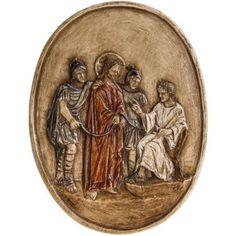 I estación Vía Crucis piedra Bethléem   venta online en HOLYART