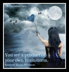 You are a product of...
