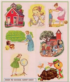 Free vintage downloads clipart (Pretty sure this is the same page I just repinned, but just in case it's a different set at that site, pinning again)