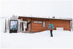 Cross Country Skiing Levi Lapland