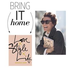 """""""Bring It Home: Love x Style x Life by Garance Doré"""" by polyvore-editorial ❤ liked on Polyvore featuring interior, interiors, interior design, home, home decor, interior decorating, Garance Doré and bringithome"""