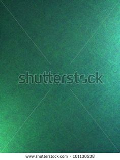 teal blue background with green lighting on side has vintage grunge background texture, elegant blue paper for brochure layout design or background for website template - stock photo