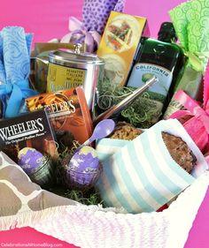 Easter basket ideas #WorldMarket