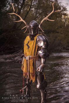 Ermo The Yacul guard Larp Armor, Knight Armor, Medieval Armor, Medieval Fantasy, Game Of Thrones Rpg, Types Of Armor, Armadura Medieval, Armor Concept, Fantasy Armor