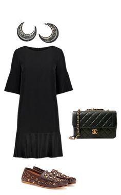 """Brown"" by kirsti-salonen on Polyvore featuring Acne Studios"