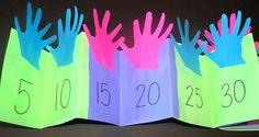 Accordion Book: Skip Counting