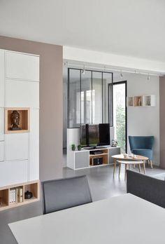 miniature Aménager et décorer une pièce de vie à Lyon 08, Lyon, Marion Lanoë - architecte d'intérieur
