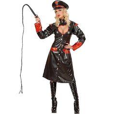 Disfraz de Castigadora Corporal #sexy #disfraces